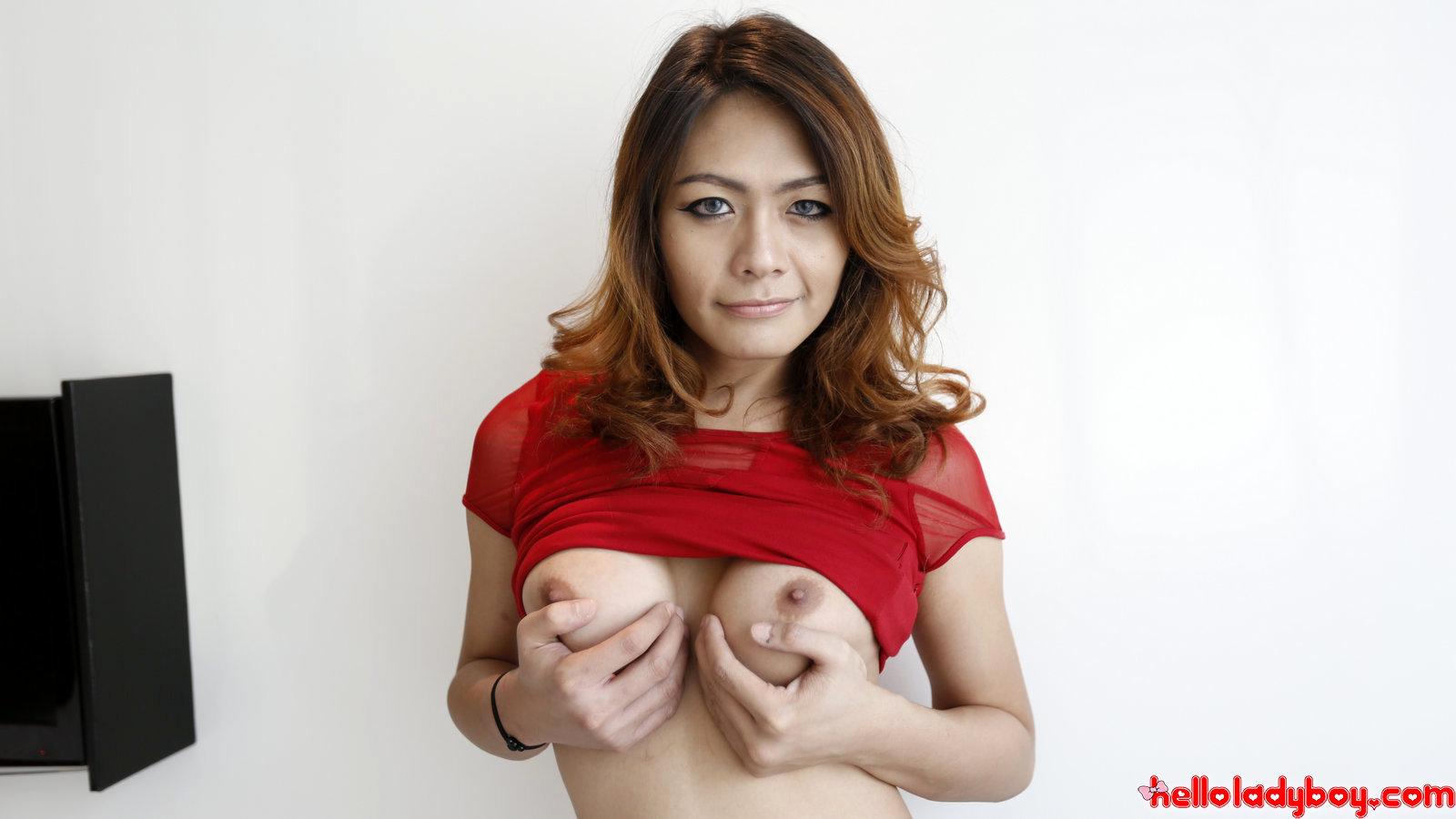 26 Year Old Asian Tgirl Sucks Off Tourist Tool