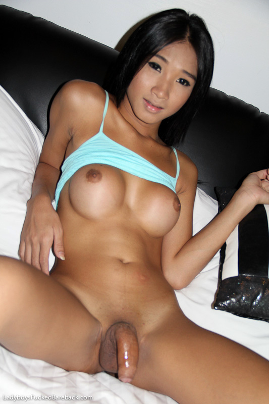 Blue Asian Angel No Condom