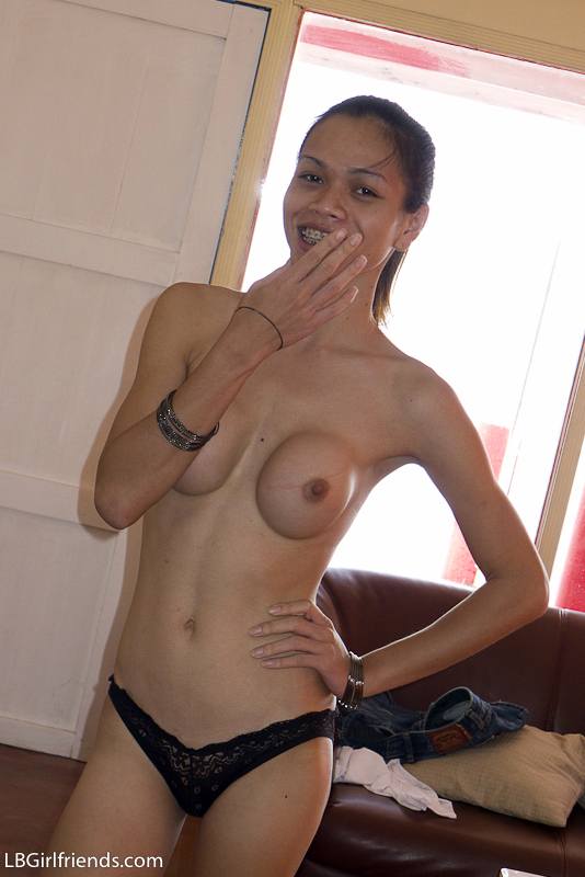 Candid Voluptuous Pics From Sweet TGirl Wicky