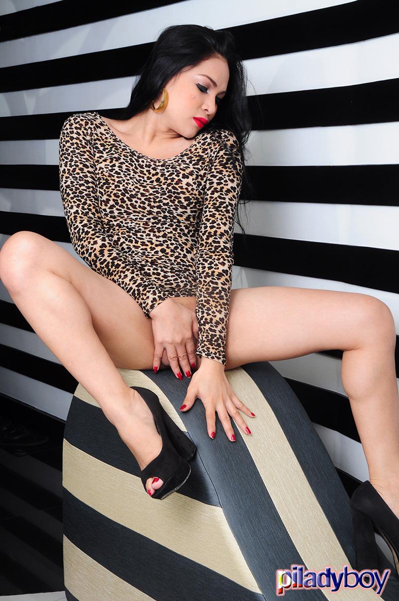 Janice Garcia, More Sensuous Than Ever As A Runway Supermodel