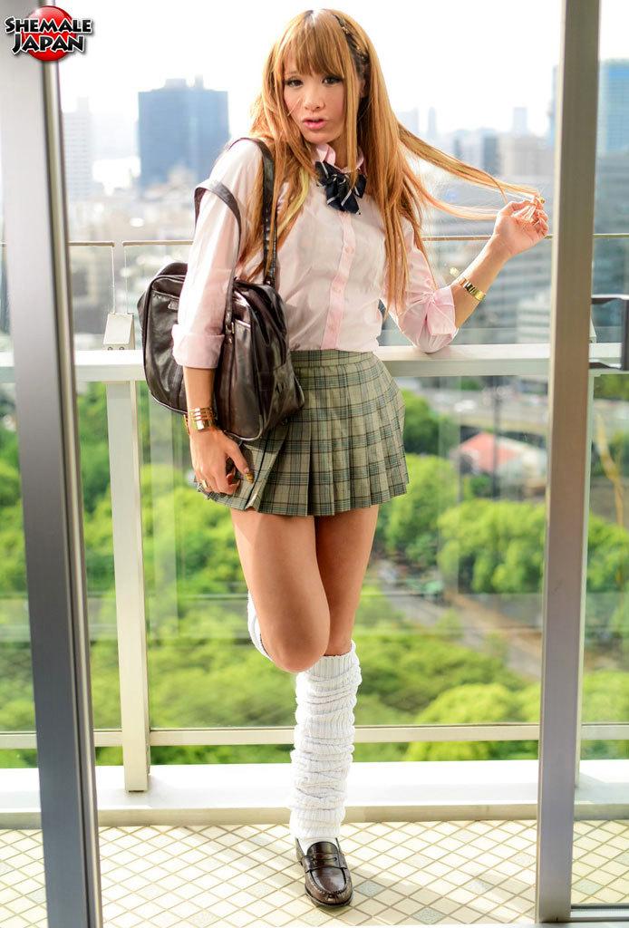 Nasty School-Girl Saya Koda