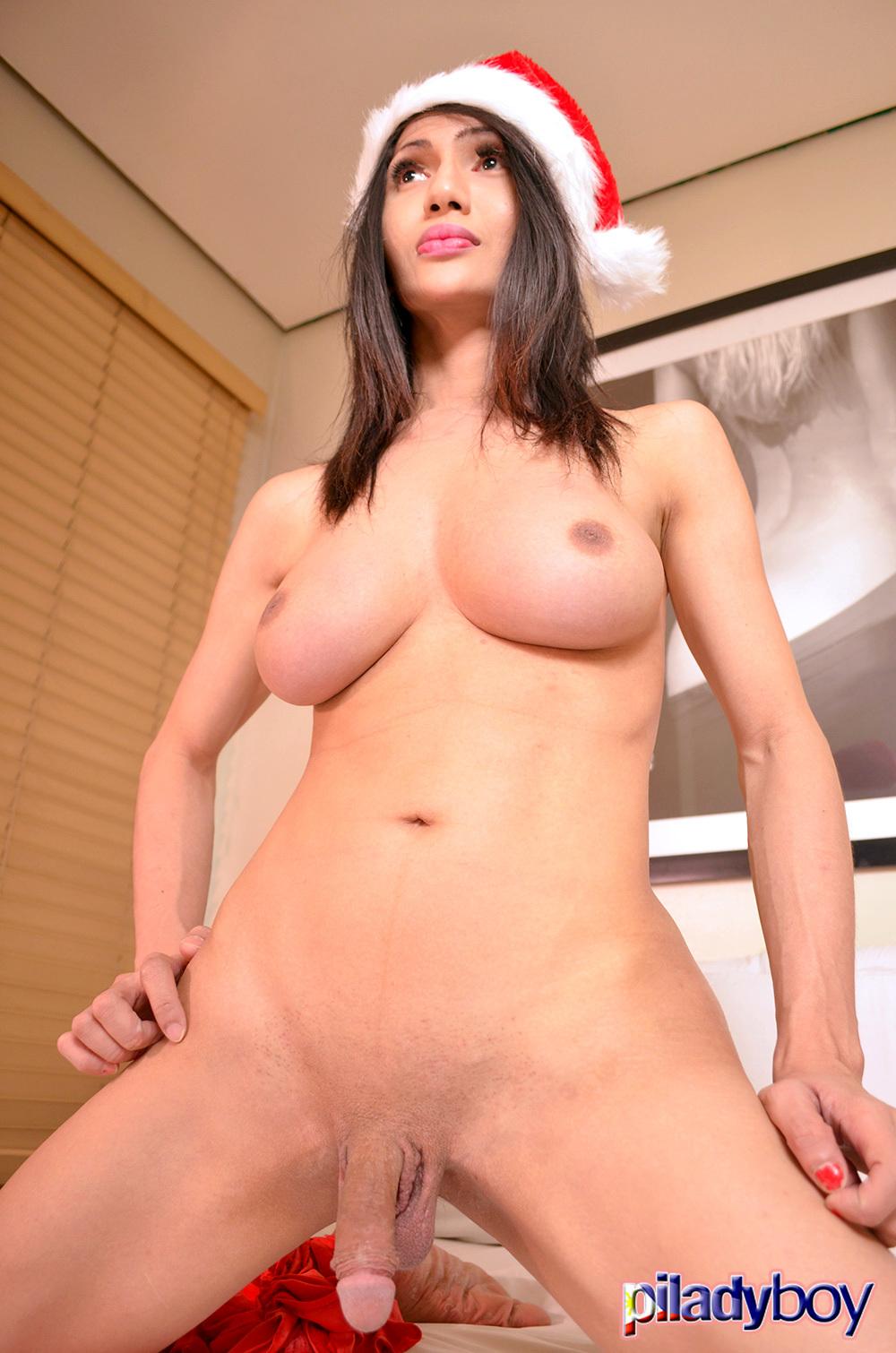 Pauline Diaz: Sexy Yuletide Candy Cane 1