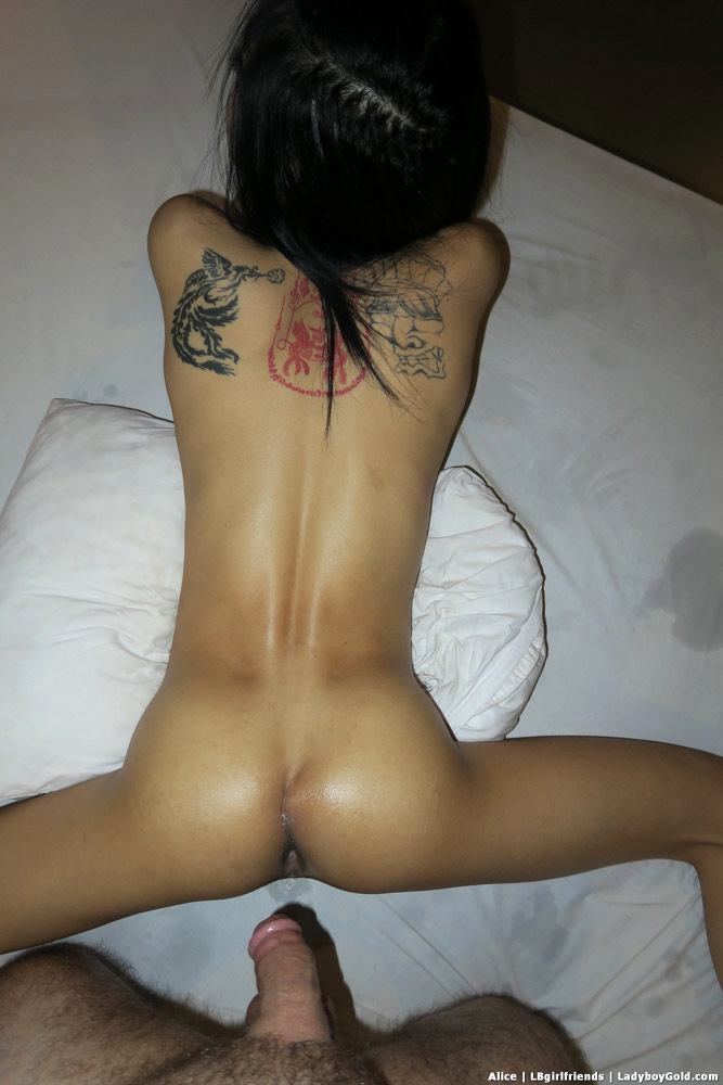 Petite Oiled Buns Bare Back ST