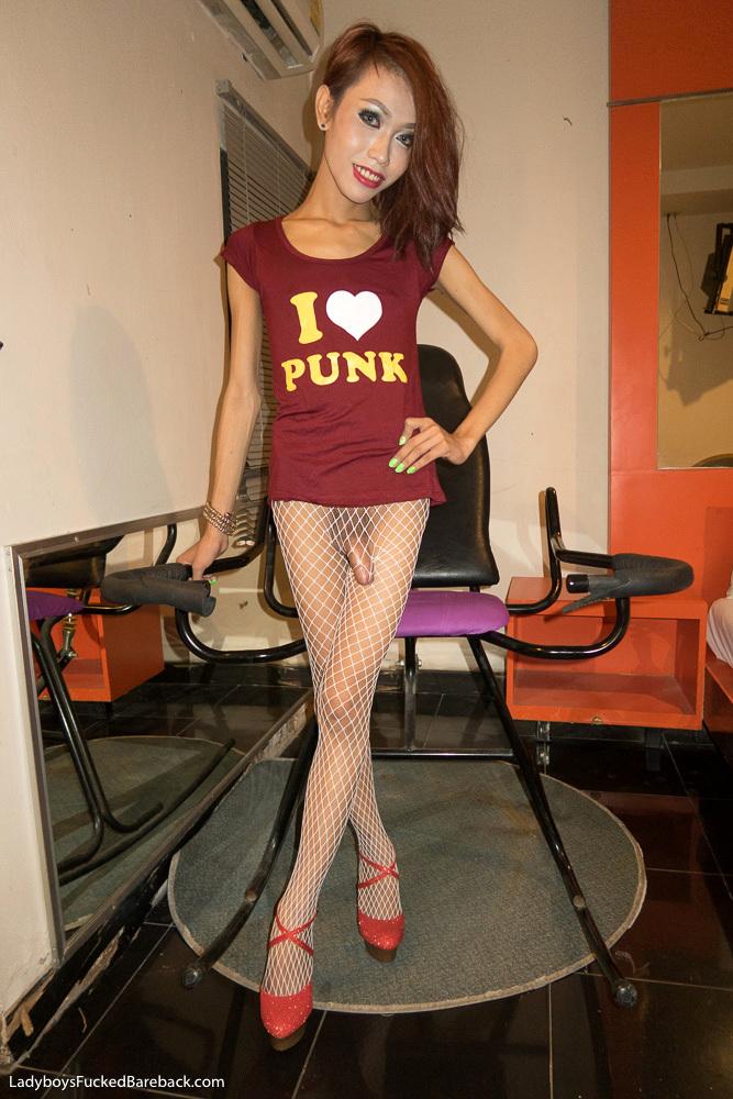 Punk Vasoline Bare Back & Cumeating