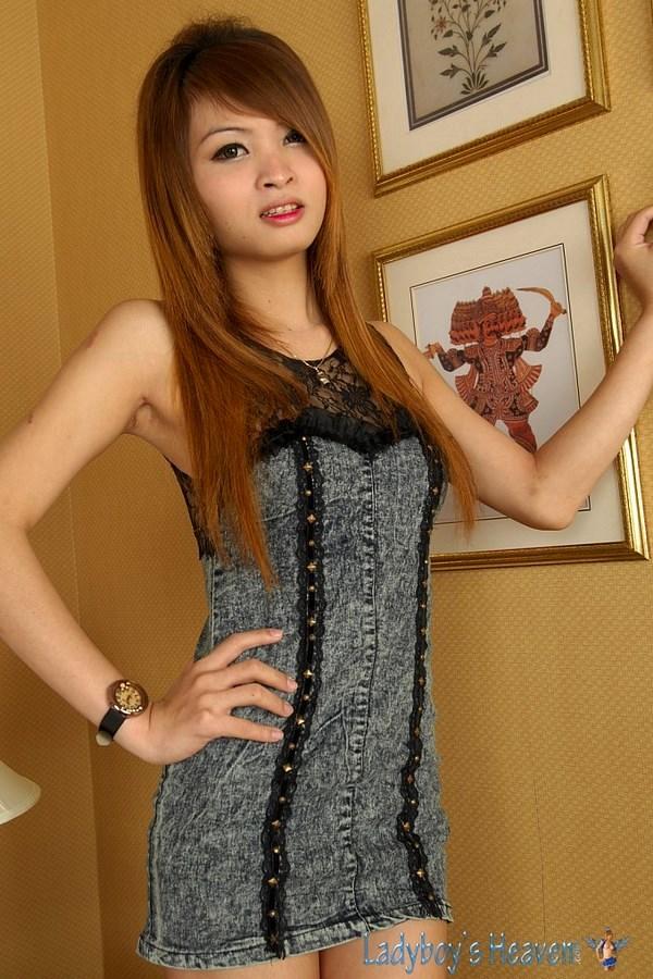 Racy Asian Shemale Baa
