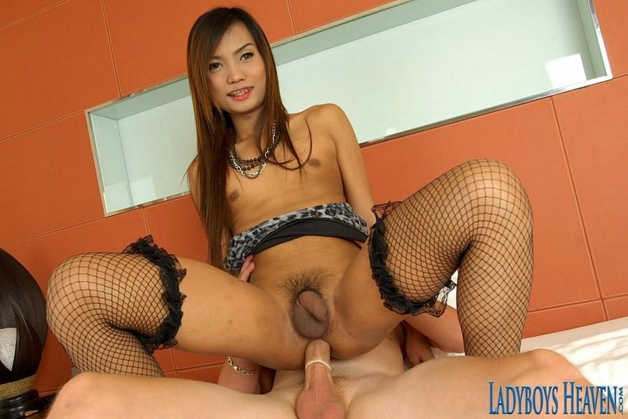 Steamy TGirl With Nice Braces