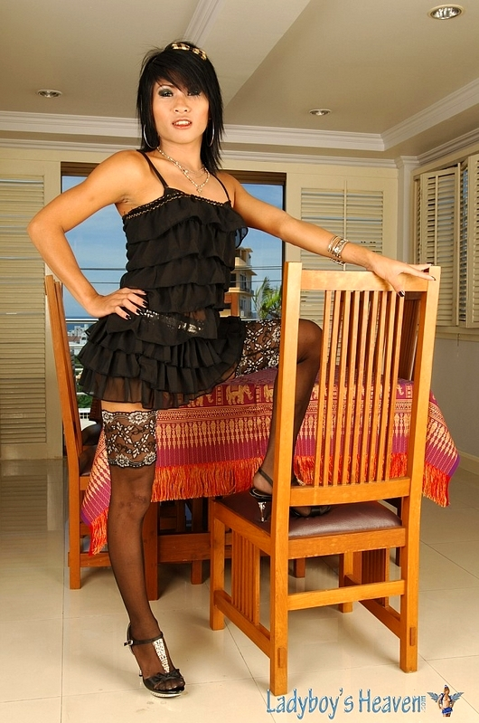 Thai Femboy Gypsy Getting Banged