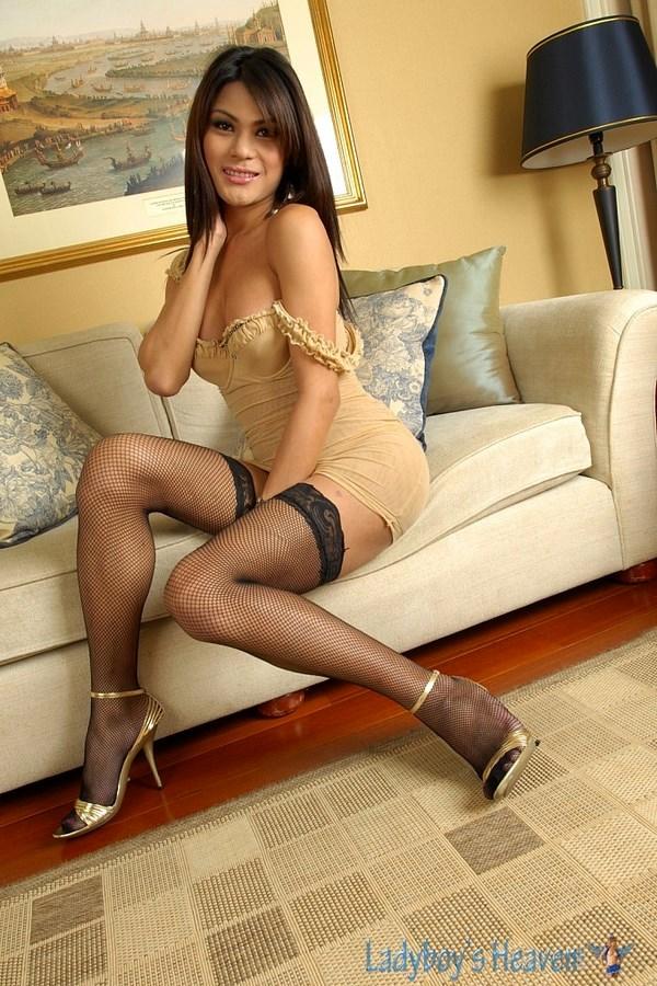 Thailand TGirl Hottie Annie